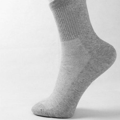 One Pair Men/'s Athletic Sock Soft Cotton Sport Gym Summer Winter Casual Socks