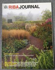 RIBA Journal Apr 2010 Landscaping Kew Gardens Piet Oudolf Madrid Green Line