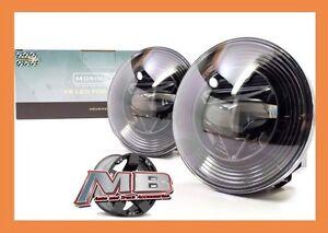 Plug Amp Play Morimoto Xb Gmc Led Fog Lights For 15 16 Gmc