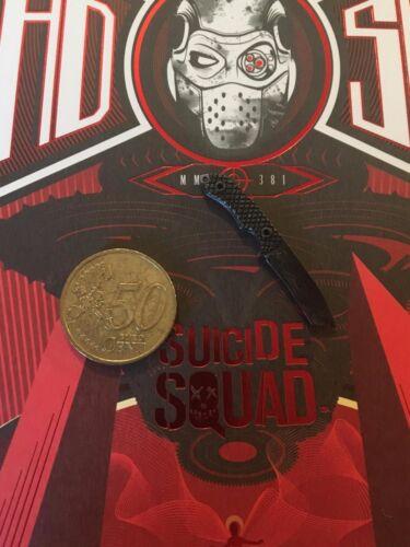 HOT TOYS SQUADRA suicida DEADSHOT Piccola Tactical Coltello Loose SCALA 1//6th