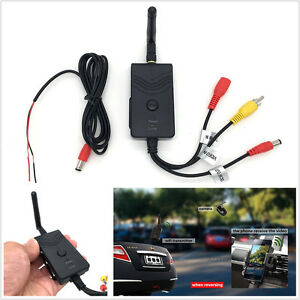 Black-Wifi-Wireless-Autos-Off-Road-Backup-Camera-Video-Rearview-Transmitter-903W