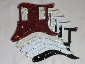 HH SCRATCH PLATE Pickguard in 5 colours to fit Yamaha Pacifica 112 guitar