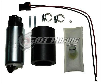 8AN Fitting GENUINE WALBRO//TI GSL392 255LPH Inline Ext Fuel Pump Check Valve