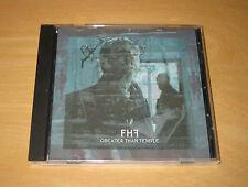 First Human Ferro - Greater Than Temple CD troum raison d'être lustmord coph nia