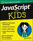 JavaScript for Kids for Dummies by Chris Minnick, Eva Holland (Paperback, 2015)