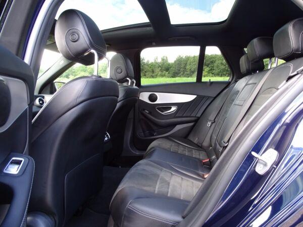 Mercedes C220 d 2,0 AMG Line stc. aut. billede 7