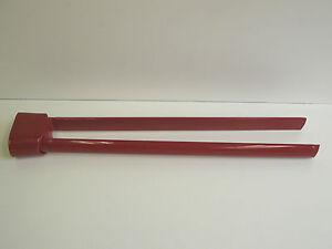 handtuchstange keuco elegance rot ral 3003 handtuchhalter schwenkbar 1161 ebay. Black Bedroom Furniture Sets. Home Design Ideas