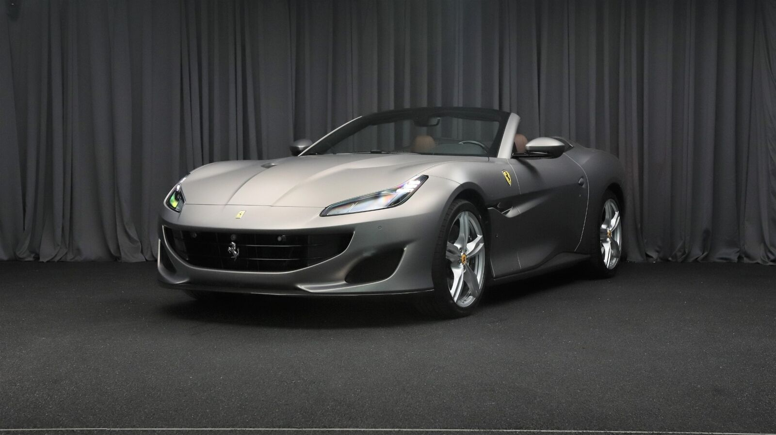Ferrari Portofino 3,9 DCT 2d - 1.500.000 kr.