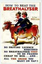 (La5207-169) How To Beat The Breathalyser, Cow,  Used 1969 VG-EX