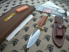 "RANDALL KNIFE ""SERGEANT'S MODEL"" / CUSTOM / SULLIVAN A / RANDALL CASE / MINT"