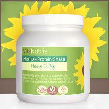 Le proteine di Canapa in Polvere con SuperFoods, alta qualità Naturale Dieta & Fitness Shake