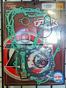 Complete Tusk Gasket Kit Top /& Bottom End Set YAMAHA YFZ450 YFZ 450 2004-2009