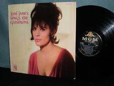 Joni James Sing The Gershwins MGM STEREO LP Record Mint Minus SCARCE SEE