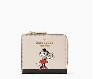 Kate Spade Minnie Mouse Wallet KSNY X DISNEY Limited Edition NWT