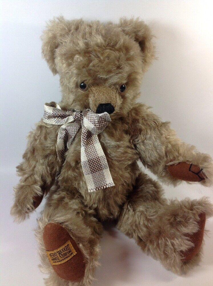 Merrythought orso Magnete in edizione limitata 16  Tag Nuovo di zecca con 155/500