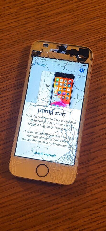 iPhone SE, 16 GB, pink
