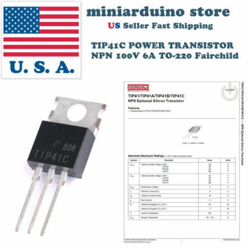 TO-220 MULTICOMP TIP47 TRANSISTOR NPN 1 piece