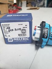 Meltric Corp Inlet Connector 33-68167