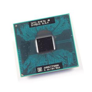 Intel-Core-2-Duo-Processeur-P8800-2-66GHz-3-Mo-1066-MHz-soclet-P-SLGLR-CPU-Mobile