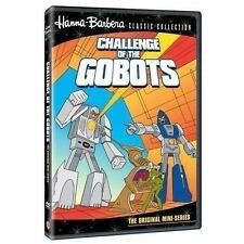 Challenge Of The Gobots: The Original Miniseries - DVD 1984