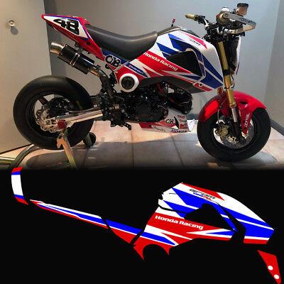 2015 Honda Grom >> Custom Graphics Kit For 2014 2015 2016 Honda Grom Cbr 1000 Theme Ebay