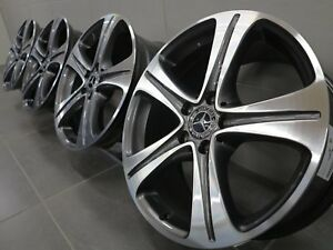 18-Inch-Mercedes-E-Class-W213-S213-C238-Rims-A2134011400-New