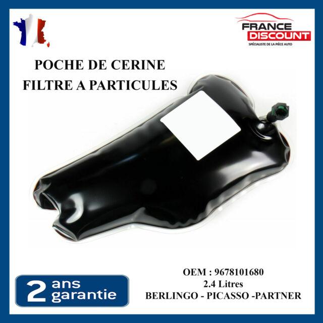 Poche additif FAP cérine Berlingo Picasso Partner 2,4L  B58 - OEM = 9678101680