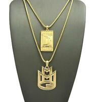 Dream Chasers & Maybach Music Chain Set