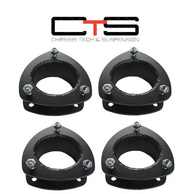 """03-06 Lincoln Navigator Ford Expedition Strut Coil Lift Spacers Front rear 2"""""""