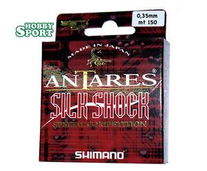 FILO-MULINELLO-SHIMANO-SILK-SHOCK-ANTARES-0-35-MT-150