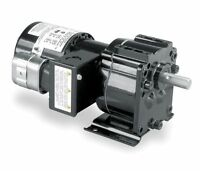 Dayton Model 4z520 Gear Motor 45 Rpm 1/15hp 115/230v
