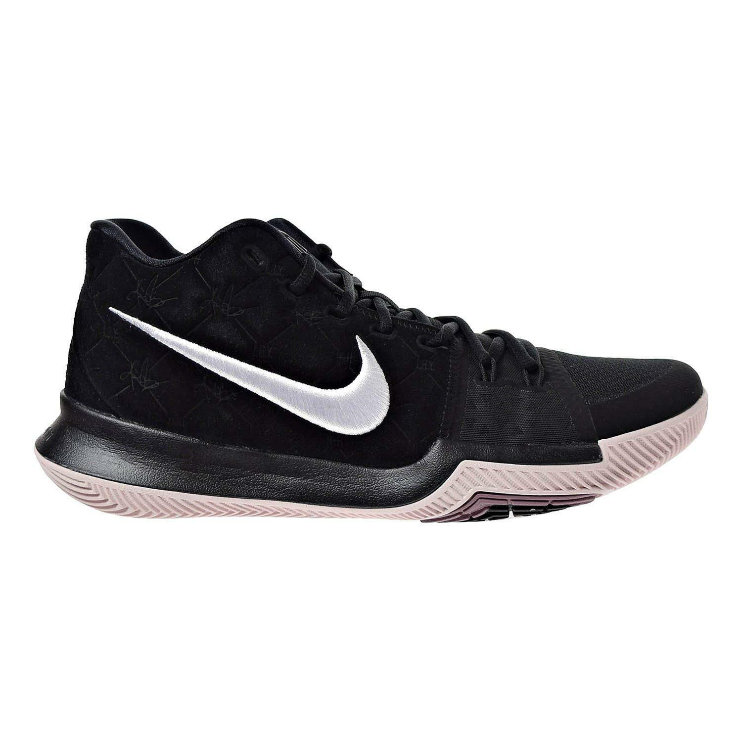ccfc9b5c261d NIKE Kyrie 3 Mens Basketball shoes - Size 10.5 (852395-010) (852395 ...