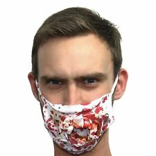 Scary Halloween Fancy Dress Surgeon Doctor Zombie Teeth Face Mouth Mask