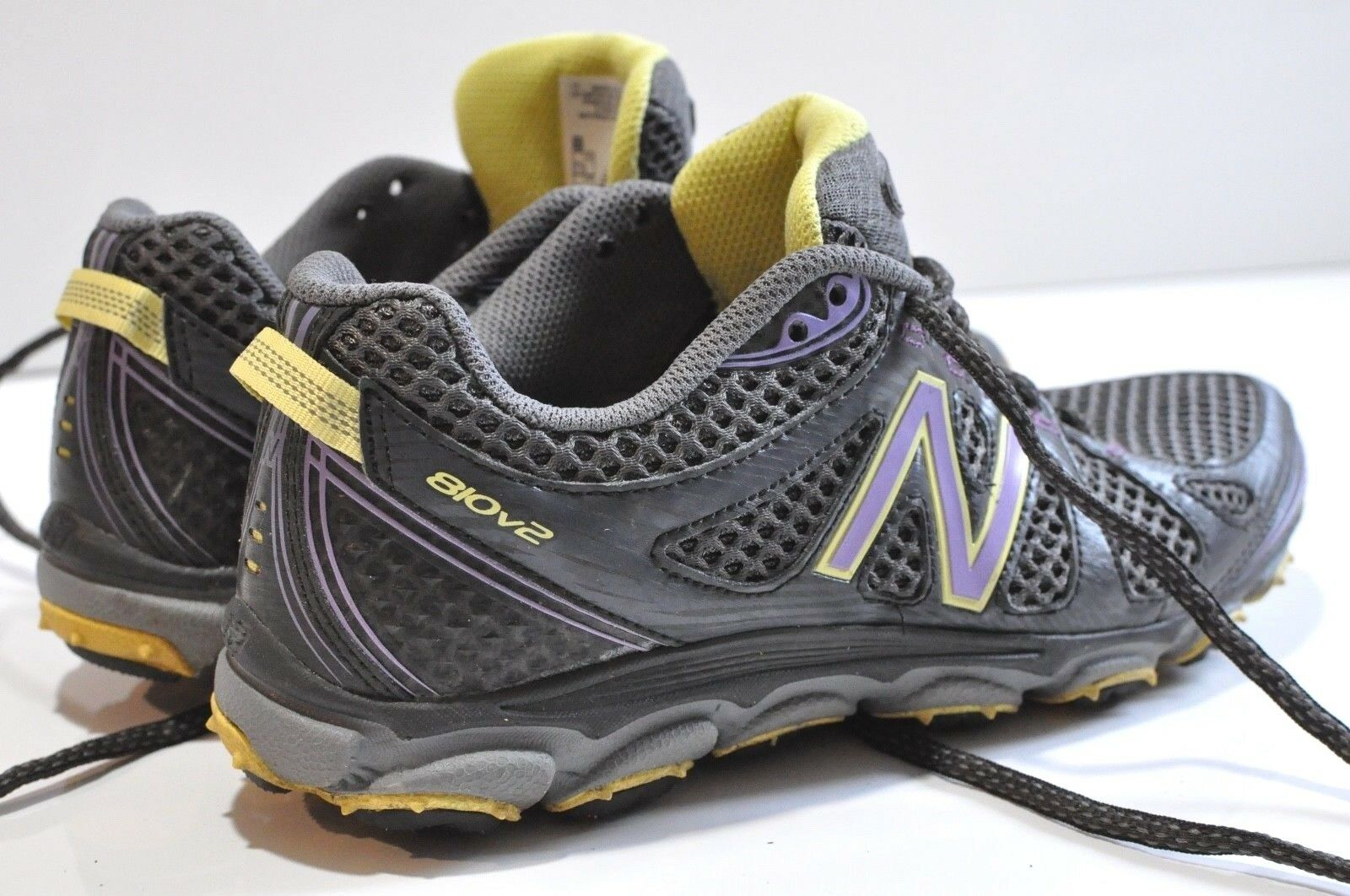 New Balance 810v2 Womens trail running shoes size 7.5 made in USA