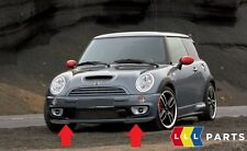 NEW Genuine Mini R50 R52 S R53 JCW GP pare-chocs avant spoiler Noir 7182622
