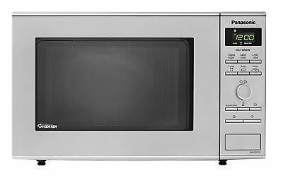 Panasonic Microwave Oven Solo 23L 1000W NNSD27HS Stainless Steel 10 One Touch