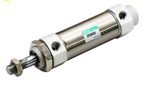 NEW Pneumatic CM2B25-50  Compact Air Cylinder SMC Type