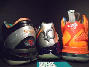 5aa12590389 Nike Air Max LEBRON XI 11 KD IV 4 ZOOM KOBE VII 7 GALAXY ALL-STAR ...