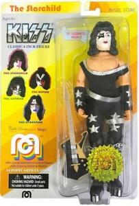 """Mego Music Icons KISS Set of 4-8/"""" Action Figure"""