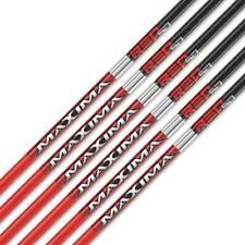 """72 BloodSport Hunter Carbon 55//75 350 Arrows w//Blazers /& Inserts 29.5/"""" 6 Dozen!"""