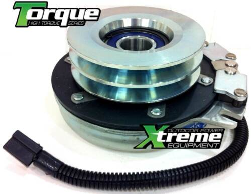 High Torque /& Bearing Upgrade Replaces Warner 5219-10 Grasshopper PTO Clutch