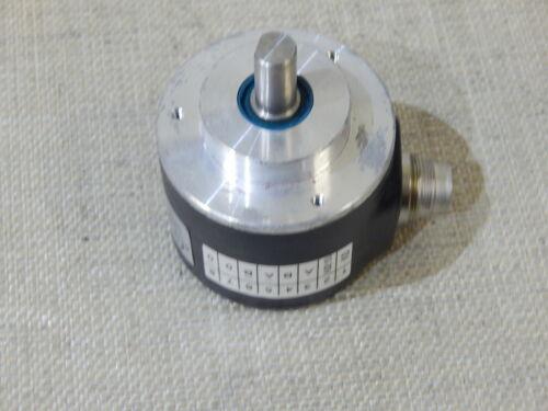Pepperl Fuchs giratoria donantes codificador rvi58n-041ajr61n-05000
