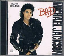 MICHAEL JACKSON - BAD  C.D (EXTRA TRACK EDITION)