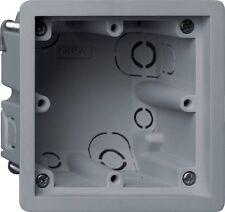 Gira 289600 Gerätedose 1fach E22 für UP-Montage in Mauerwerk