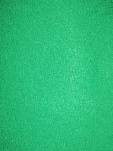 8 Ft  PRE CUT 21 OZ TOURNAMENT GREEN POOL TABLE -BILLIARD CLOTH -FELT
