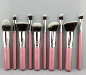 Pro-Foundation-Blending-Brush-Blush-Kabuki-Makeup-Tool-Cosmetic-Kit-cosmetic-set