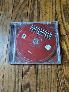 Battlefield 1942 Pc 2002 2 Disc Key Code Ebay