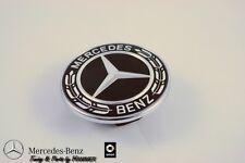 Mercedes-Benz Ersatz Stern für Motorhaube A0008171701 Diebstahlschutz schwarz