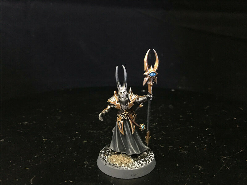 Warhammer edad de Sigmar DPS Pintado guerreros de Caos Chaos sorcerer lord AP8069