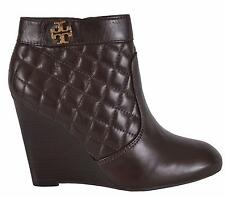 Tory Burch Ankle Boots Leather Wedge Shoes for Women   eBay